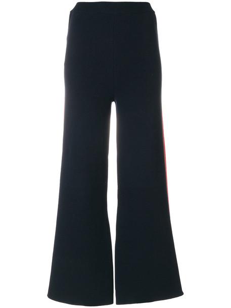 Stella McCartney women cotton blue pants