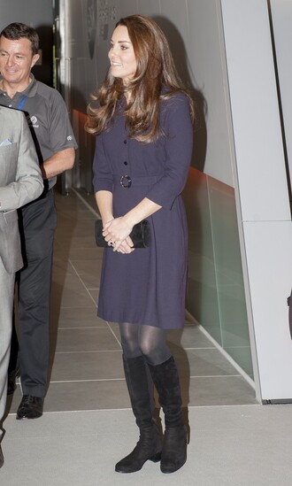 dress kate middleton coat boots
