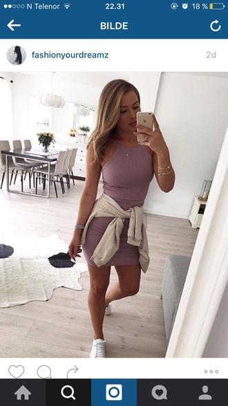 dress purple weheartit
