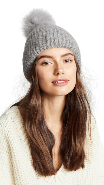 Eugenia Kim Maddox Hat in grey