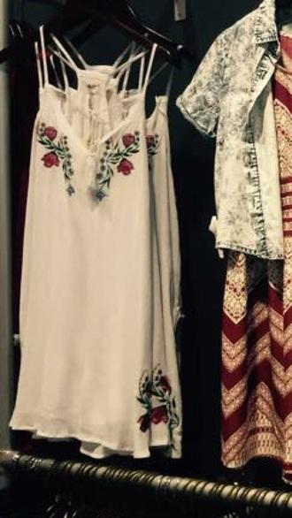 dress boho white floral bohemian festival bohemian dress boho dress festival dress white bohemian dress white boho dress