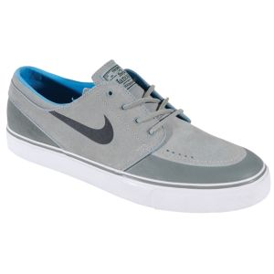 Nike SB Janoski - Men's - Skate - Shoes - Stefan Janoski - Base Grey/Black/Med Base Grey