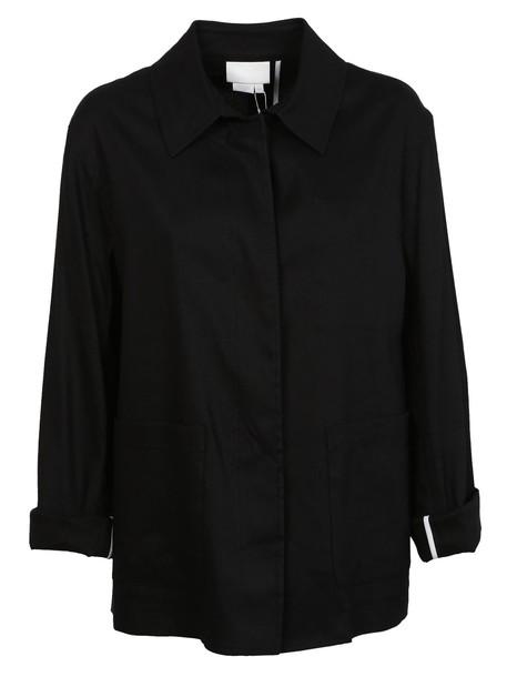 DKNY jacket draped