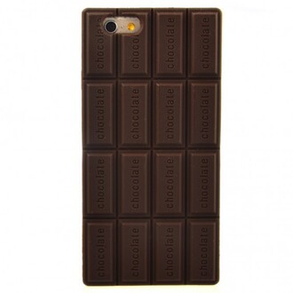 phone cover chocolate iphone cover iphone case brown teenagers cool iphone boogzel