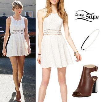 dress shoes white dress brown booties sandals floral dress
