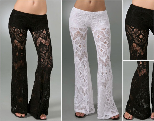 ajaykumarchejarla.ml: white flared pants. From The Community. Amazon Try Prime All HEYHUN Women's Solid Tie Dye Wide Leg Flared Capri Boho Gaucho Pants w/Lace Detail S-3XL. by HEYHUN. $ - $ $ 14 $ 32 00 Prime. FREE Shipping on eligible orders. Some sizes/colors are Prime eligible.