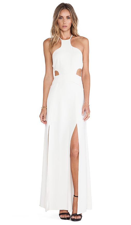 Robe maxi why not from revolveclothing.com