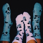 socks,mickey mouse,disney,minnie mouse,pink,grey,couple,cute,love,cool,fashion