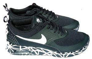 promo code 2f2b9 84a58 Nike Air Max Thea Premium Print Womens Size Running Shoes Bl
