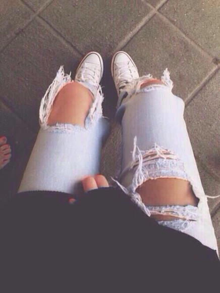 jeans ripped jeans light wash light jeans skinny jeans white light blue blue destroyed skinny jeans blue skinny jeans