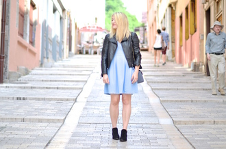 paris grenoble blogger jacket shoes