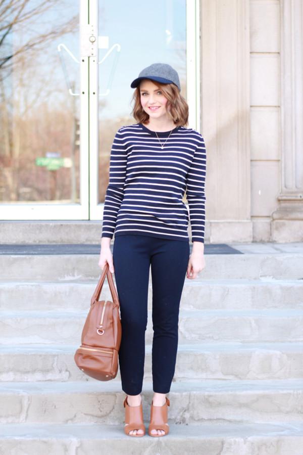 poor little it girl sweater pants bag shoes hat jewels
