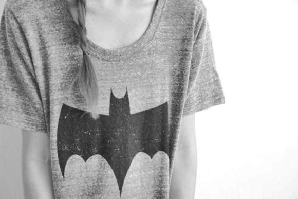 t-shirt batman shirt black grey amazing lovely beauty outwear omg cute ñ.ñ