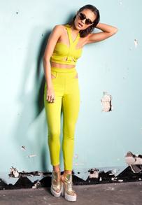 Rhianne Blue Ripped Boyfriend Jeans - jeans - prettylittlething.com | PrettyLittleThing.com