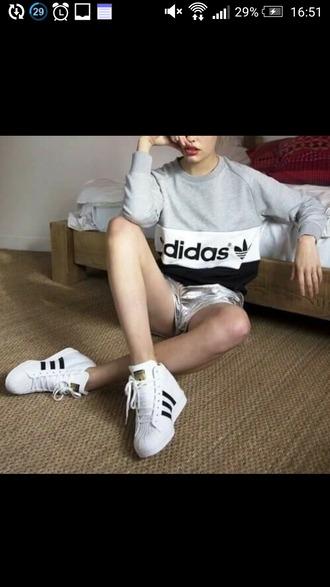 sweater adidas adidas sweater gym