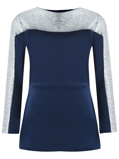 Gloria Coelho dress women blue