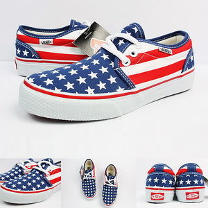 VANS American flag style men/women Canvas shoes pp for sale at cheap discount price, id 21474751- buy and sell online