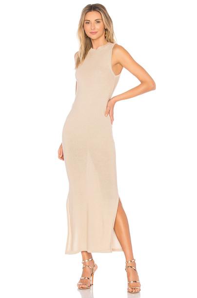 AYNI dress beige