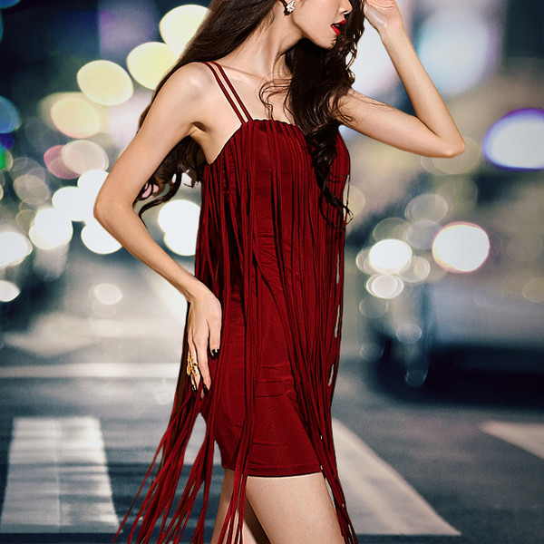 dress red dress sexy style streetstyle fashion pretty summer dress prom dress