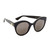 Gucci Cat Eye Tiger Sunglasses - Black/Grey