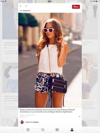 shorts floral. boho patterns shorts blue shorts white shorts