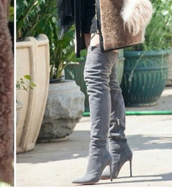 82a45b1c1ce shoes boots kylie jenner black heels.