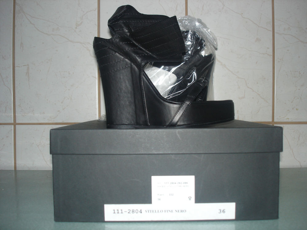 Ann Demeulemeester Shoes