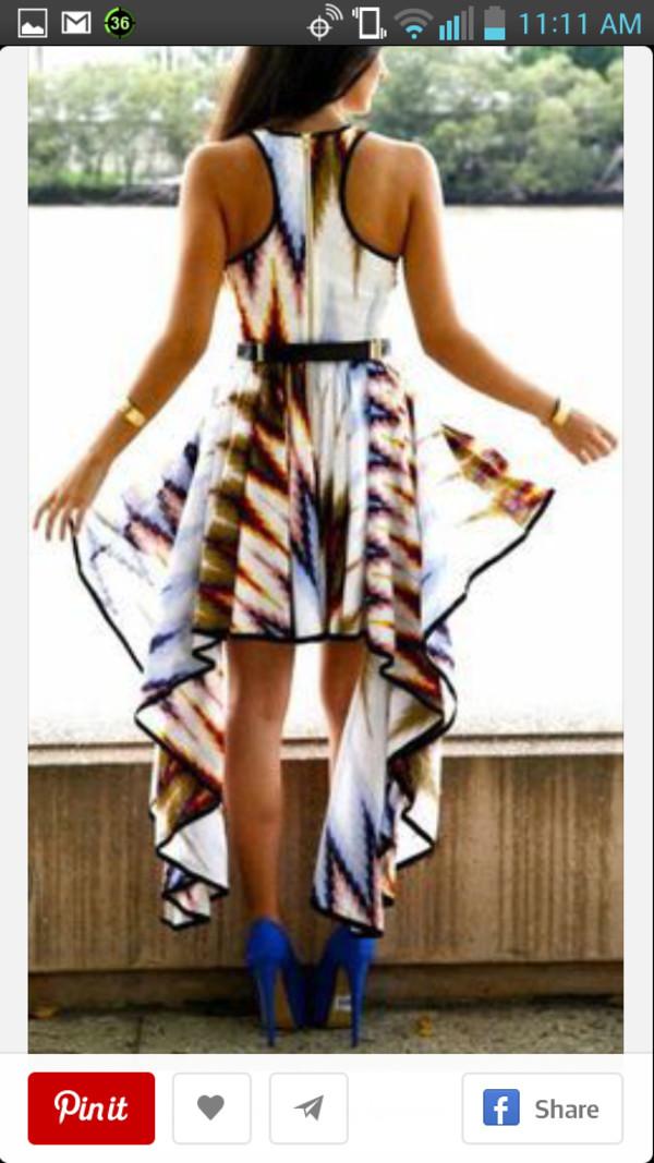 dress flowy dress tie dye summer