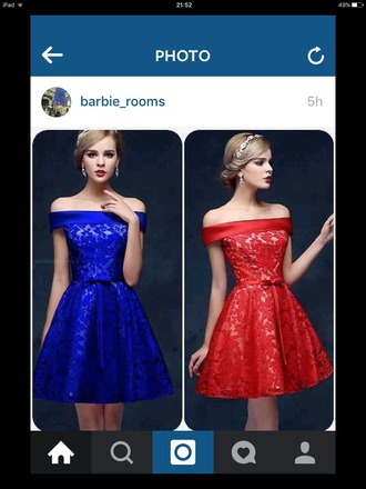 dress dark blue lave prom dress blue lace dress dark blue lace red dress red lace