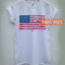 American flag meridian line t-shirt men women and youth