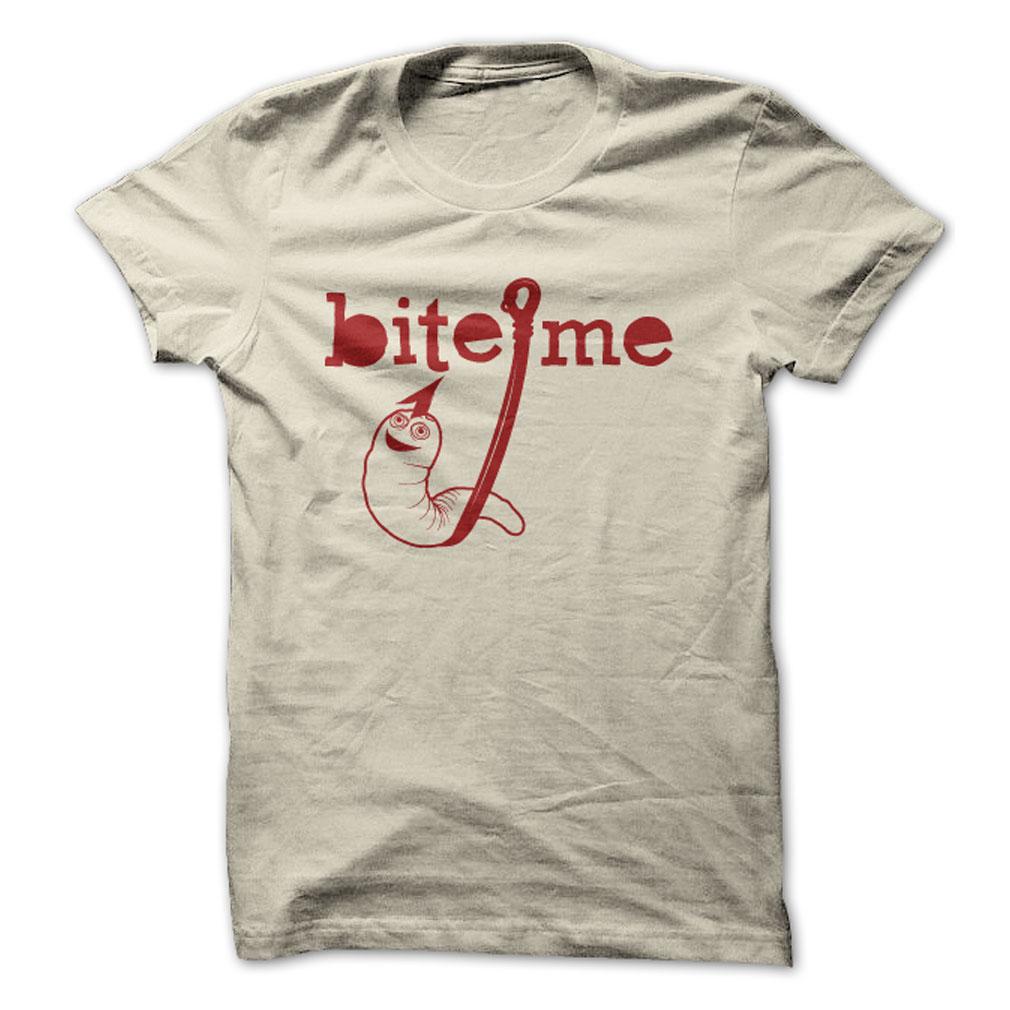 Bite Me T-Shirt & Hoodie