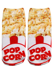 Popcorn Ankle Socks – Living Royal