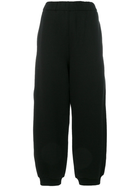Alexander Wang women cotton black pants