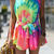 Tie Dye Summer Dress on Wanelo