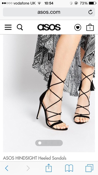 shoes heels lace up tie strappy suede shoes tie up heels straps black strappy heels