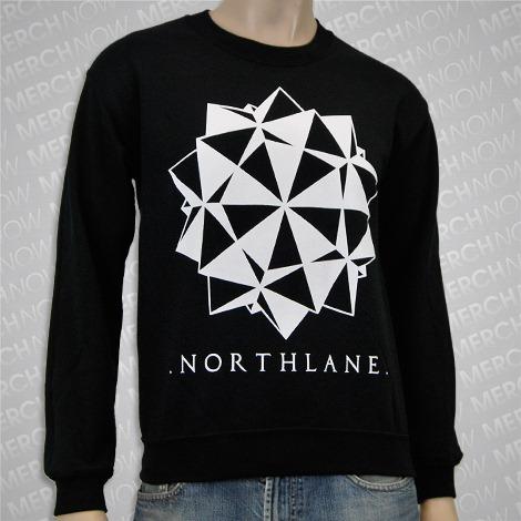 Icosahedron Black Crewneck : MerchNOW