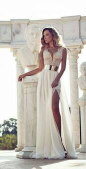 dress,prom dress,instagram,belt,white,gold,gorgeous,lace,white dress,beautiful,clothes,ball gown dress,girly,pretty,long dress,evening dress,gown,cream dress,gold belt,gold sequins,long evening dress,long prom dress,elegant,elegant dress,creme de la fame,lace dress,metal gold belt,white lace dress,cute,prom,cream,beige dress,beige,wedding dress,maxi dress,white maxi dress,sexy dress,party dress,white long dress,wedding,fashion,formal dress,lace wedding dress,shoes,high heels,sparkly heels,wedding shoes,jewels,fashion is my drug,cute dress,lace top dress,chiffon,sexy party dresses,skirt,brand,scalloped,creme,robe dentelle,dentelle,white bridal,sexy pro,side split maxidress,exact same,middle dress,side slit skirt,embellished dress,golden belt,♥️ neeed this,long,slit dress,long bridesmaid dress,goddess dress,baige,julie vino,julie wedding dresses designer,prom?,white lace,metallicbelt,slit,slit maxi skirt,slit skirt,cream white,open top,doir,lovely,blouse,amazing,beads beach wedding dress,sexy eve ning,beads collar,pink,decoration,prom shoes,formal event outfit,sexy prom dress,sexy evening dress,sexy evening dresses,sexy evening gown,beach wedding,beach wedding dress graduation,beach wedding dress,high split dress,split front,dress lace prom,new evening dress,lace dress with belt,plunge v neck,lace strap,formal,platform shoes,glitter,black heels,starry night,2014,full length,forever,hill,model,heart,ball,sparkle,sequins,tight,white and gold dress,2014 wedding dress,formal gowns,formal gown,in stock dress,goldwaist,bridal grown,classy,2014 prom dress,2015 prom dress,evening dresses 2015,custom made,custom made dresses,off-white,white long dress with gold belt,white wedding dress gold belt,bodycon dress,cocktail dress,fancy,ivory,black,urgency,long lace dress,elegant long dresses,coat,lace bodice,floor length,metal belt,white greek themed dresss,white lace prom dress with gold belt,wedding clothes,v neck dress,waist belt,silver,white prom dress,bridal gown,lace bridal gowns,bridal gowns 2016,sexy,nude,prom gown,same as the picture