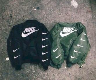 nike bomber jacket khaki bomber jacket khaki army green army green jacket black bomber jacket black jacket sportswear urban dope nike jacket barbie logo unisex nike sportswear urban menswear swag winter swag