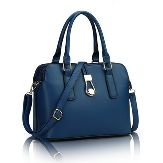 bag shoulder bag handbag blue fashion bag messenger bag crossbody bag