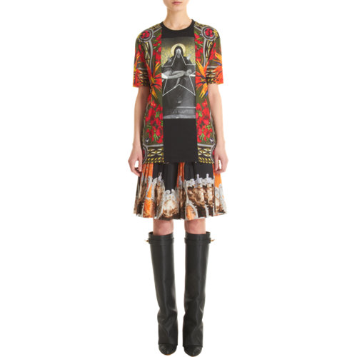 Givenchy birds of paradise tee at barneys.com