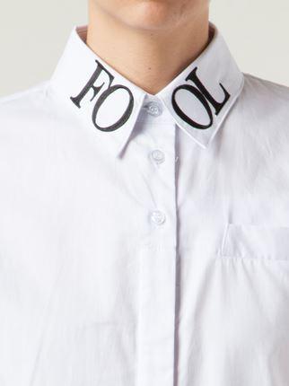 Ktz classic collar shirt