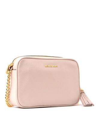 bag leather soft pink soft pink