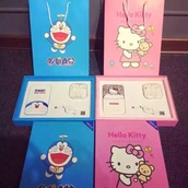 earphones,hello kitty powerbank,pink