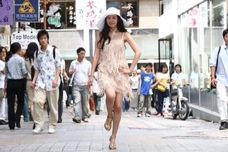 formal kdramas korean korea k-pop frilly fringes asian casual kdrama pink dress