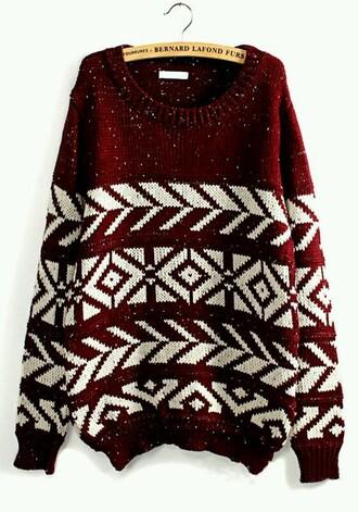 sweater burgundy sweater merona fall sweater christmas
