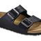 Arizona  black oiled leather sandals | birkenstock usa official site