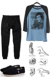 kung fu,karate,toms,justvu.com,bruce lee,sweatpants,mens t-shirt,menswear,badass,baseball tee