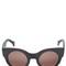 Eart handmade cat eye acetate sunglasses