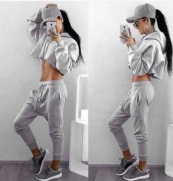 Pants crop tops crop cropped cropped sweater cropped turtleneck cropped pants cropped ...