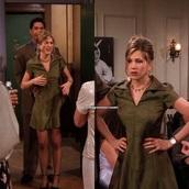 dress,rachel green dress style